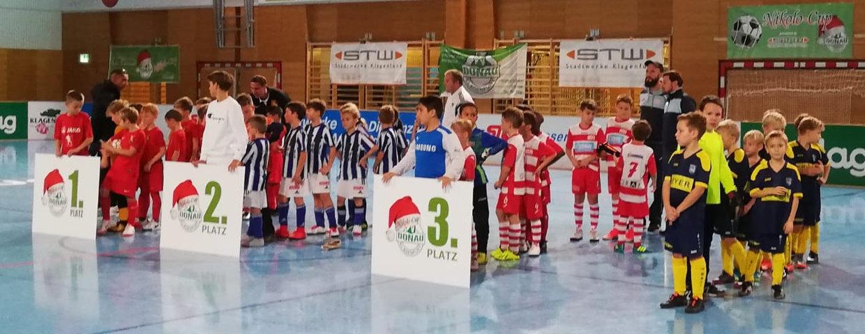 U9 - Nikolo CUP in Klagenfurt