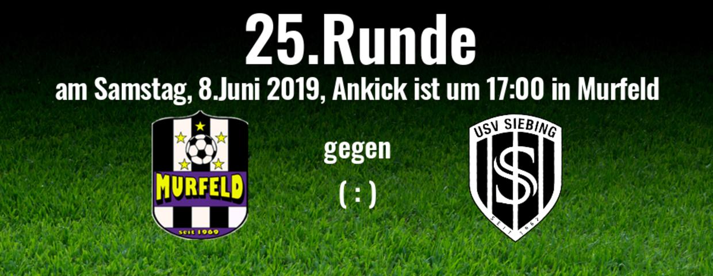 2:3 Niederlage in Murfeld
