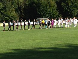 Derby auswärts gegen Murfeld mit 2:4 verloren