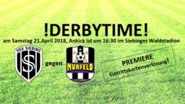 Derby gegen Murfeld