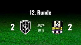 Punkteteilung im Derby gegen Murfeld!